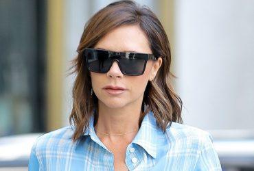 Victoria Beckham sustituye el alcohol por 'granos de café'