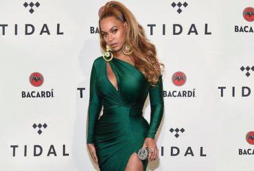 Beyoncé ¿Quién diría que tuvo mellizos hace cuatro meses?