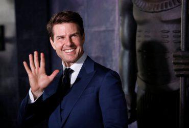 Tom Cruise se estrena en Instagram